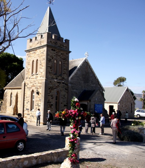 Easter, St Ann's