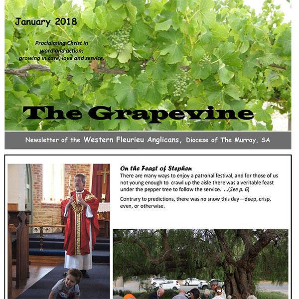 The Grapevine, January 2018